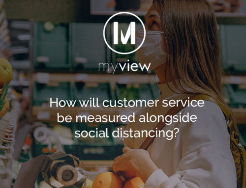 How will customer service be measured alongside social distancing?