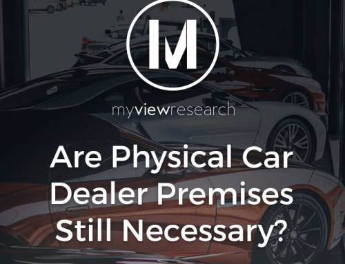 Are physical car dealer premises still necessary?