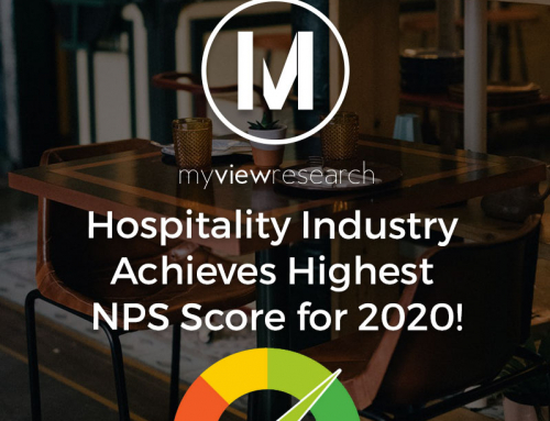 Hospitality Industry Achieves Highest NPS Score for 2020!
